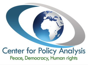 Center for Policy Analysis: Politicizing the Election Process