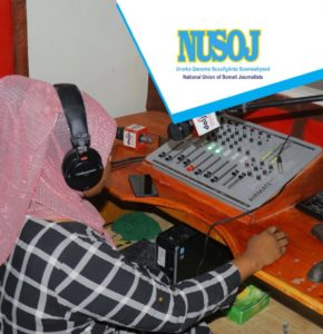 National Union of Somali Journalists: Death, Detention and Duress- State of Media Freedom in Somalia 2020